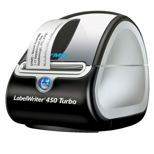 Dymo LabelWriter 450 Turbo Label Maker & Printer