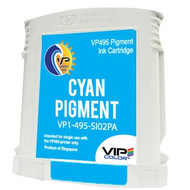 VIPColor VP495 cyan ink cartridge