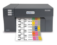 Primera RX900 Color RFID label printer, printing RFID labels