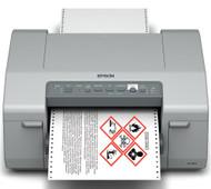 Epson GP-C831 Label Printer | Drum Label Printer