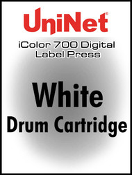 UniNet iColor 700 White Drum