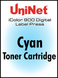 UniNet iColor 900 Cyan Toner Cartridge