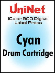 UniNet iColor 900 Cyan Drum