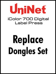 UniNet iColor RIP Software Replacement Dongle Set
