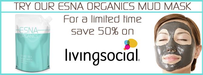 Try Esna Organics Dead Sea Mud