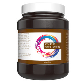 Decadent Anti-Cellulite Coffee Scrub - 64 oz.