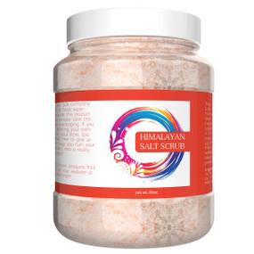 Holiday Himalayan Salt Scrub - 64 oz.