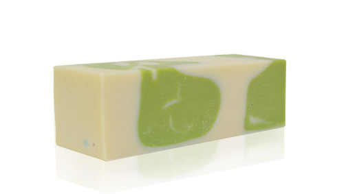 Cool Fresh Aloe Artisan Soap Loaf -3 Pounds