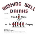 Wishing Well Soda Machine Logo