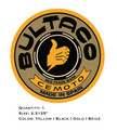 Bultaco 1968 Motorcycle Decal