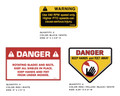 Deutz-Allis 5215 Mower Deck Decals