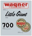 Wagner Little Giant 700-A Decal Set