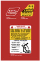 Snapper Push Mower Warning Decals