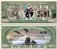 Veterans of War - Thanks a Million Dollar Bill