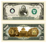 Ulysses G. Grant Million Dollar Bill