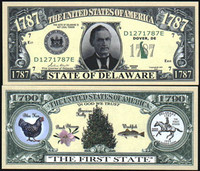 Delaware State Novelty Bill