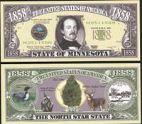 Minnesota State Novelty Bill