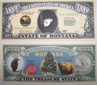 Montana State Novelty Bill
