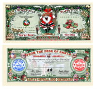 Santa&#039;s Official Nice List Certificates