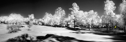 """Haile Golf"" ● Infrared Photography"