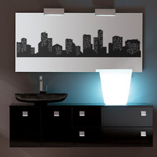 Skyline Wall Decals
