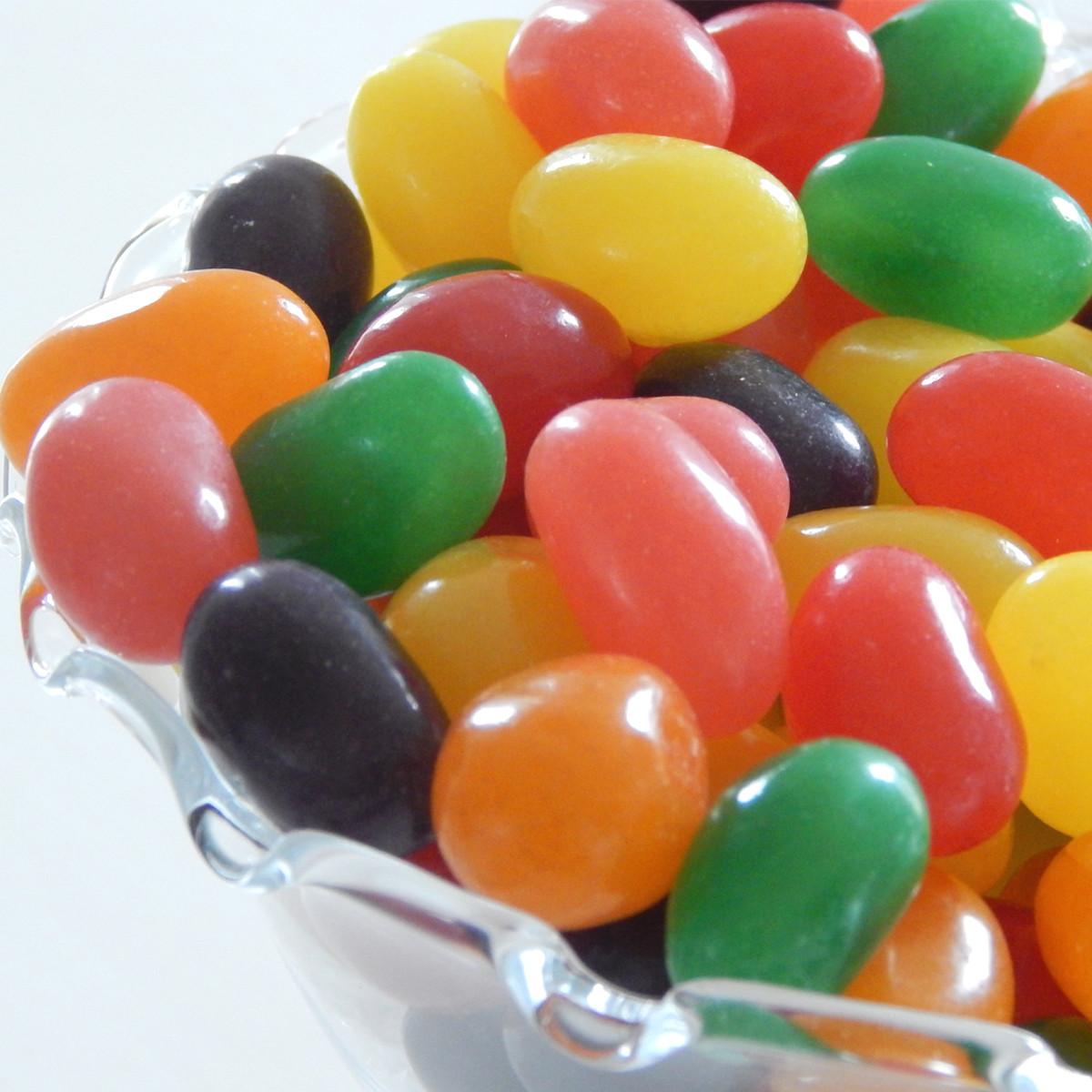 Jumbo Fruit Jelly Beans | 19 oz. bag | George J. Howe Company