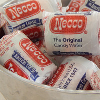 Necco Wafers 25 lb. case