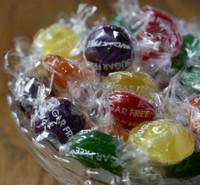 Sugar Free Assorted Fruit Buttons 1 lb. bag
