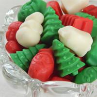 Christmas Mello Cremes 1 lb. bag