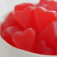 Cherry Ju Ju Hearts 1 lb. bag