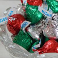 Hershey's Holiday Kisses 1 lb. bag