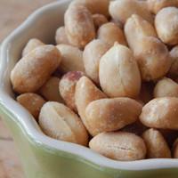Roasted Peanuts (Unsalted)