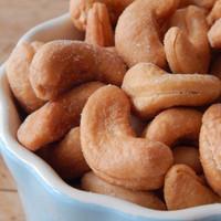 Roasted Large Whole Cashews (Unsalted)