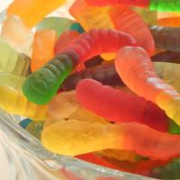 Gummy Worms 5 lb. bag