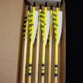 Stock Arrows: 50-55# Box 12 (dozen)