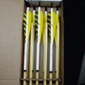 Stock Arrows: 55-60# Box 19 (dozen)