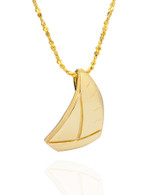 Sloop Pendant David Virtue Jewelry