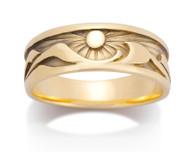 Womens Waters Edge Ring David Virtue Jewelry