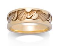 Womens Sailing Sun Sea Ring David Virtue Jewelry