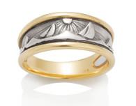 Mens Wide Sails Sun Sea Ring David Virtue Jewelry