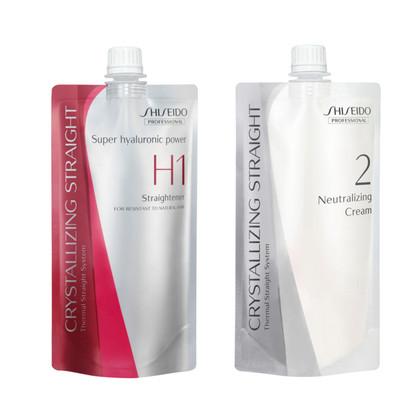 Shiseido Professional Crystallizing Straightener