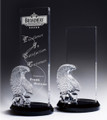 Crystal Eagle aplique Award