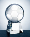 SOCCER BALL W/SHORT BASE AWARD
