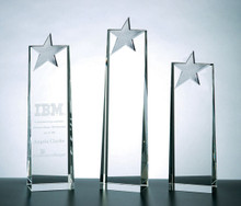 """METAL STAR TOWER, 8"""", 3 sizes available"""