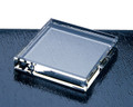 PAPERWEIGHT, SQUARE, BEVEL