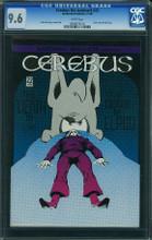 Cerbus the Aardvark #22 CGC 9.6