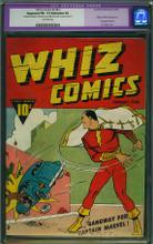Whiz Comics #1 CGC 5.5