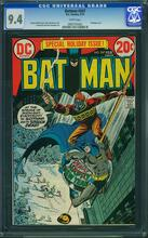 Batman #247 CGC 9.4 NM