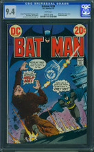 Batman #248 CGC 9.4 NM