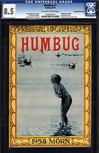 Humbug #7 CGC 8.5 VF+